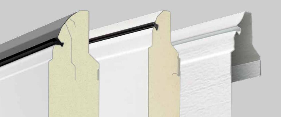 passive home garage doors